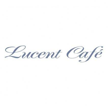 Lucent cafe