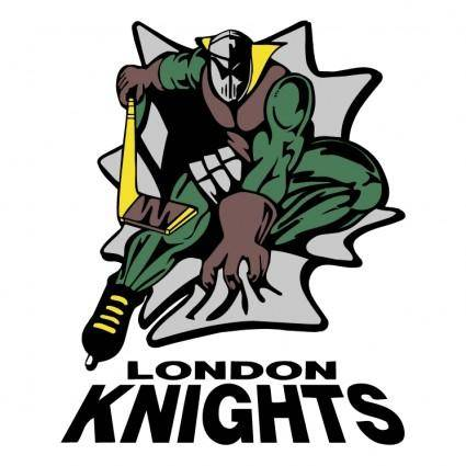 free vector London knights 1