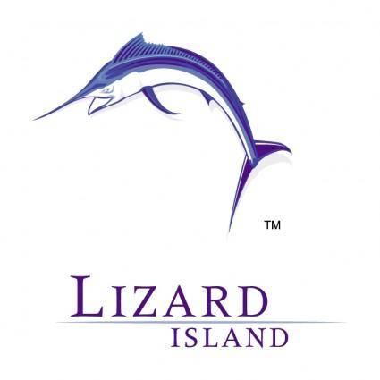free vector Lizard island 0