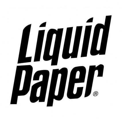 Liquid paper 0