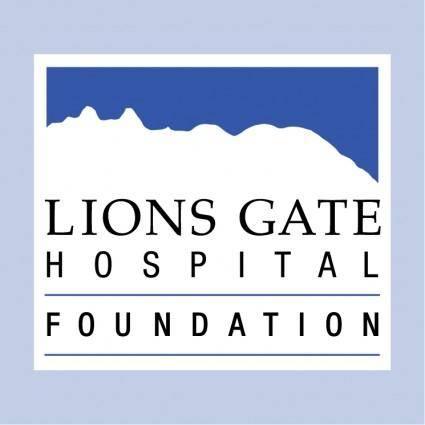 Lions gate hospital foundation