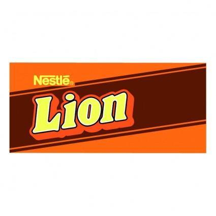 free vector Lion 3