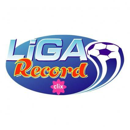 Liga record