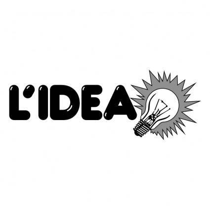 free vector Lidea