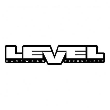free vector Level handwear technology