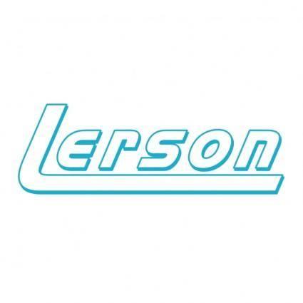 free vector Lerson
