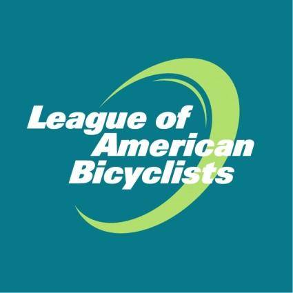 free vector League of american bicyclists