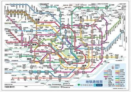 free vector Tokyo subway route map vector operations