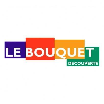 free vector Le bouquet decouverte