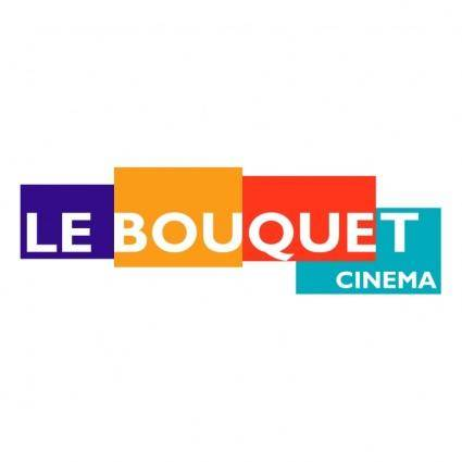 free vector Le bouquet cinema