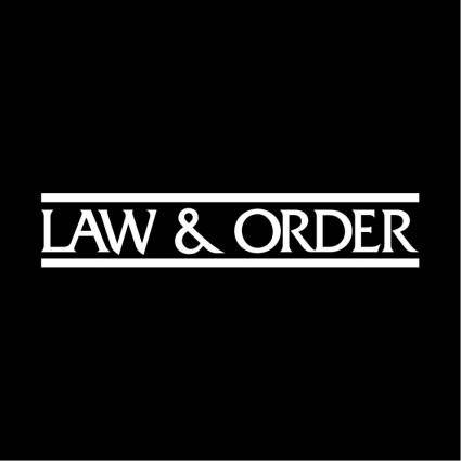 free vector Law order