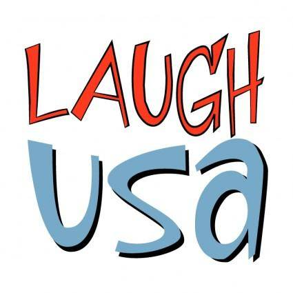 free vector Laugh usa