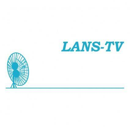 free vector Lans tv