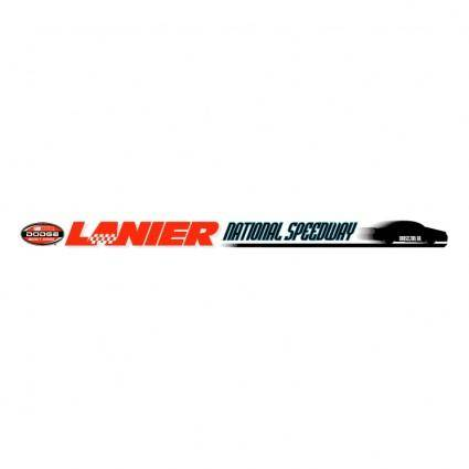 Lanier national speedway 1