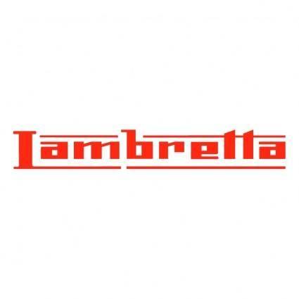 free vector Lambretta