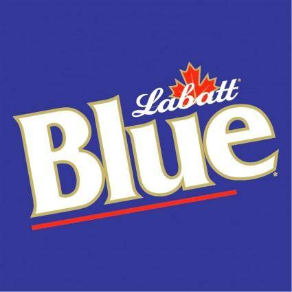 free vector Labatt blue 0