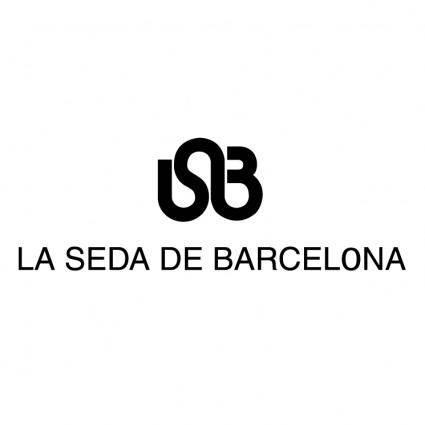 free vector La seda de barcelona