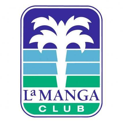 free vector La manga club