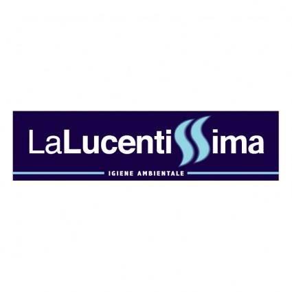 free vector La lucentissima