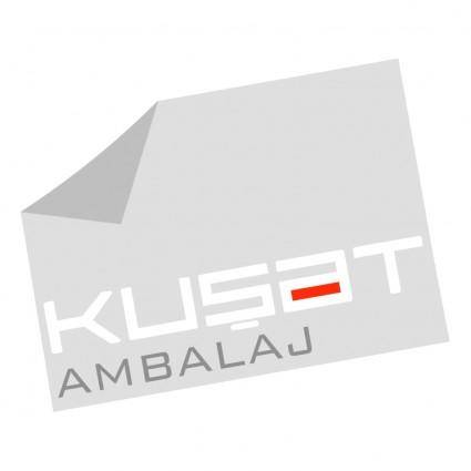 free vector Kusat ambalaj