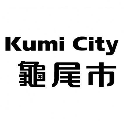free vector Kumi city