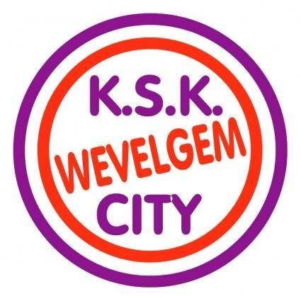 free vector Ksk wevelgem city