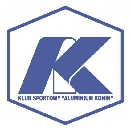 free vector Ks aluminium konin 0