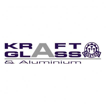 Kraft glass aluminium