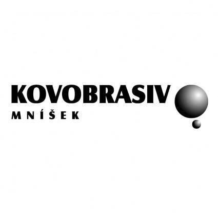 Kovobrasiv