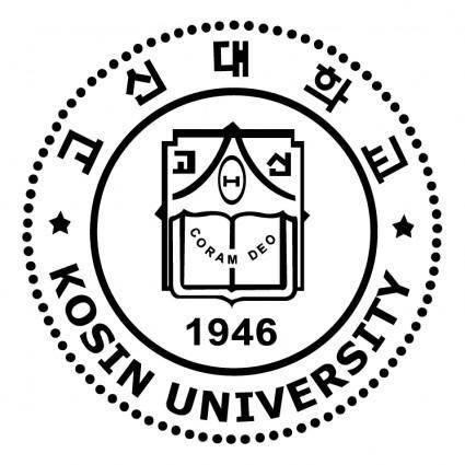 free vector Kosin university
