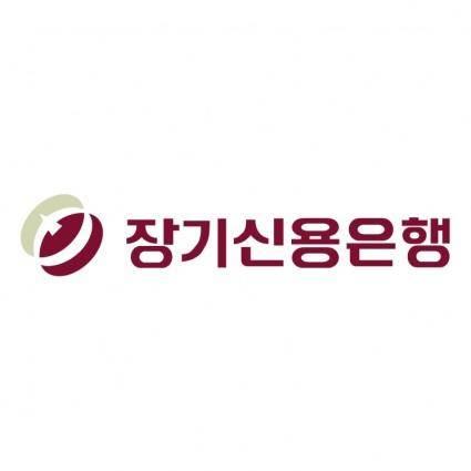 free vector Korea long term credit bank 0