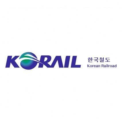free vector Korail