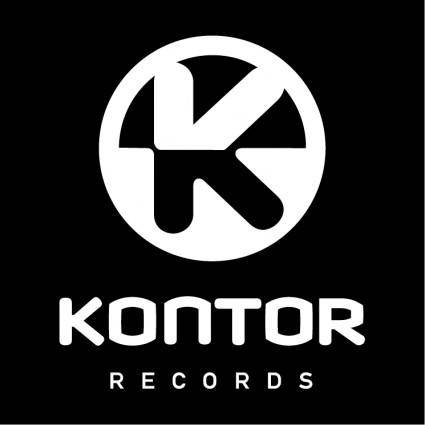 free vector Kontor records