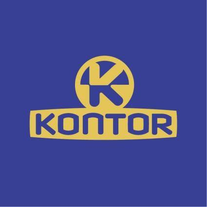 free vector Kontor records 0