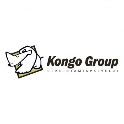 free vector Kongo group