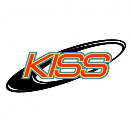 free vector Kiss 2