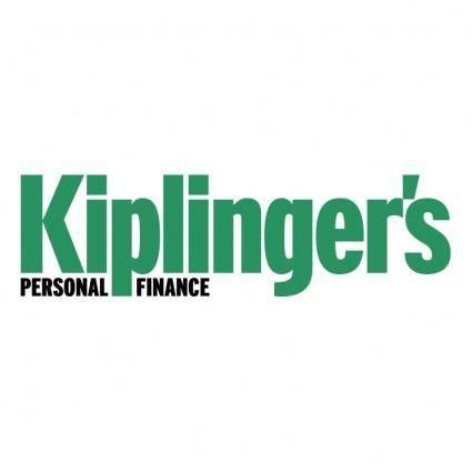 free vector Kiplingers personal finance