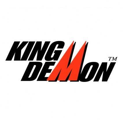 free vector King demon