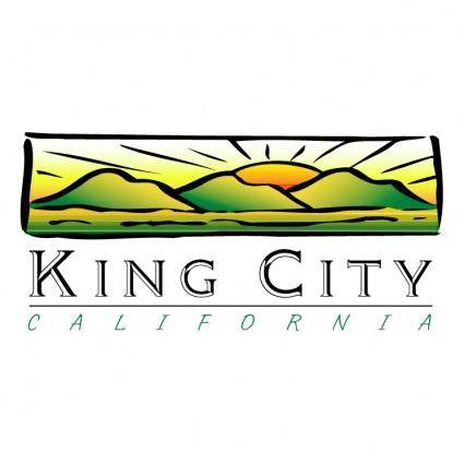 free vector King city