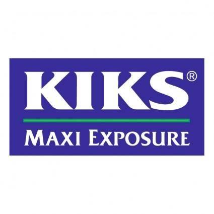 free vector Kiks maxi exposure