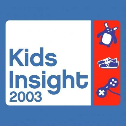 free vector Kids insight 2003