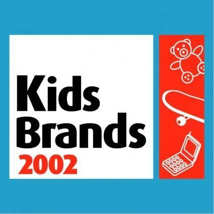 free vector Kids brands 2002