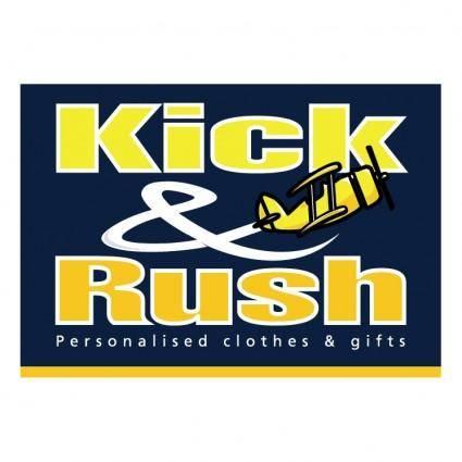 free vector Kick rush 1