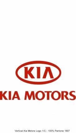 free vector Kia motors 0