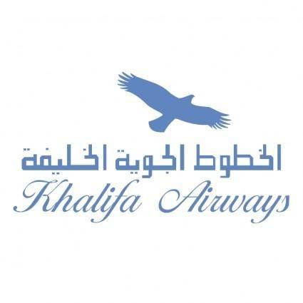 Khalifa airways 0