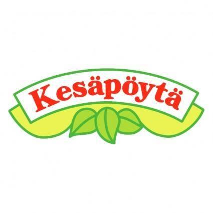 free vector Kesapoyta