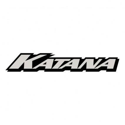 free vector Katana