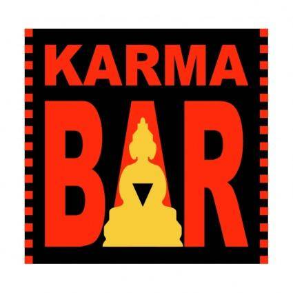 free vector Karma bar