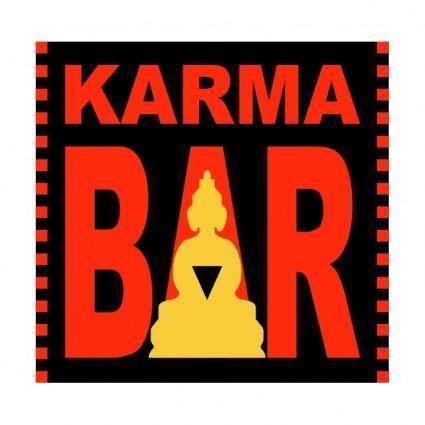 free vector Karma bar