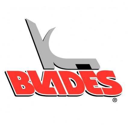 free vector Kansas city blades 0
